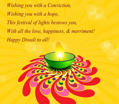 Happy New Year Diwali Wishes 50