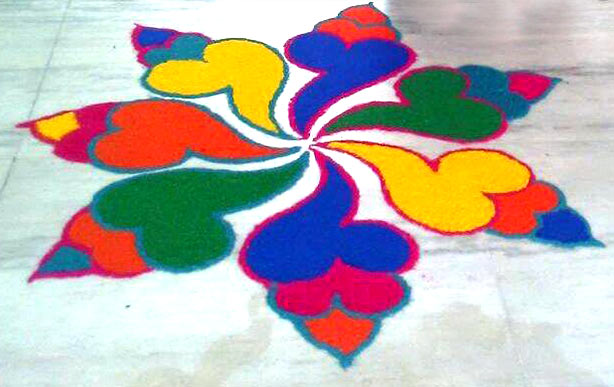 How To Make Glass Painting In Tamil